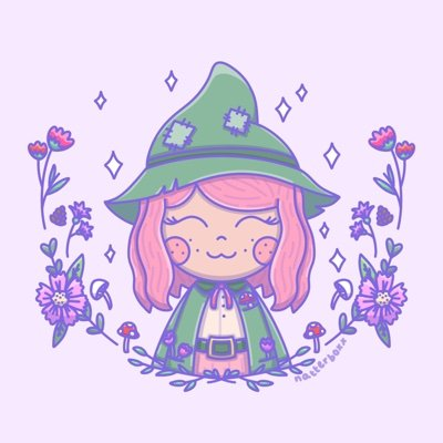 natalie 🌸🍄🌱 commissions open