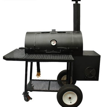 Beau Lang BBQ Smokers®