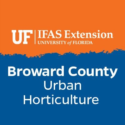 UF/IFAS Urban Hort Broward (@HortUrban) Twitter profile photo