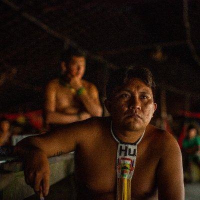 Dário Kopenawa Yanomami