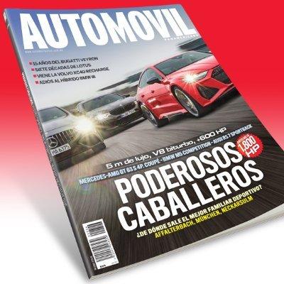 Revista AUTOMÓVIL