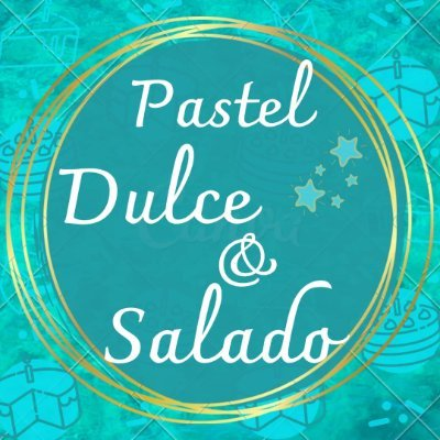 Pastel Dulce & Salado