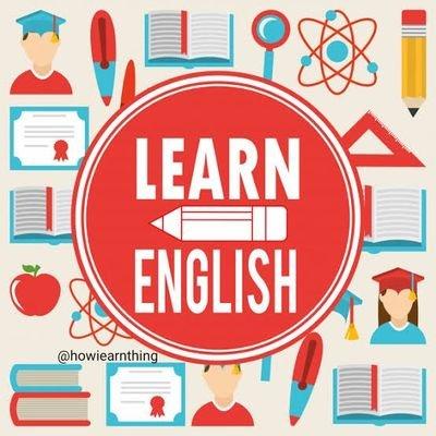 Learn English 🗣️