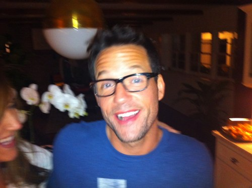 josh hopkins in alanis morissette video