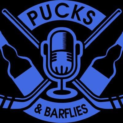 Pucks and Barflies 🏒🥅🚨🥃