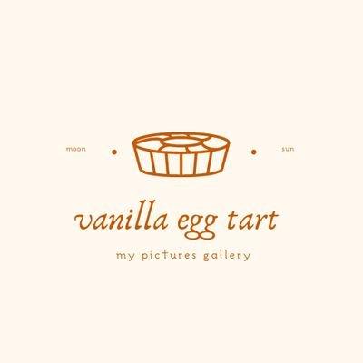 Vanilla Egg Tart