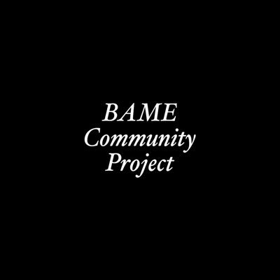 ⭐️BAME Community Health Project💫