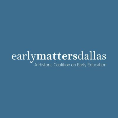 Early Matters Dallas (@EarlyMattersDFW) Twitter profile photo
