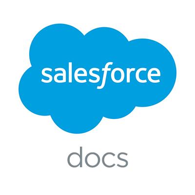 Salesforce Docs
