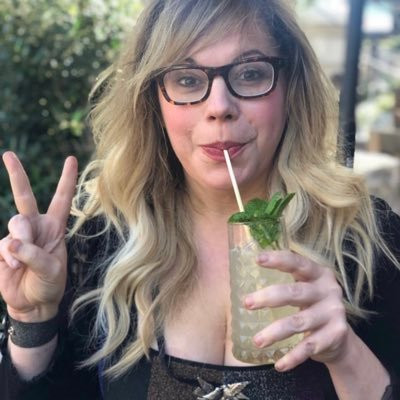Kirsten Vangsness (@Vangsness) Twitter profile photo