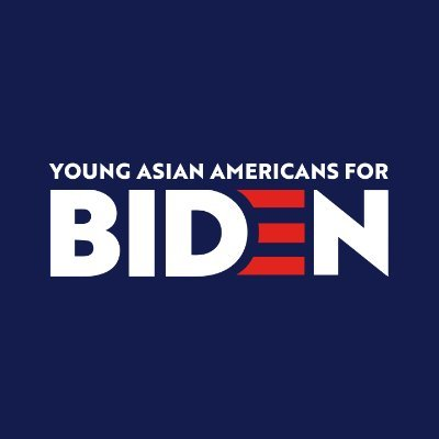 Young Asian Americans for Biden (@yaasbiden) Twitter profile photo