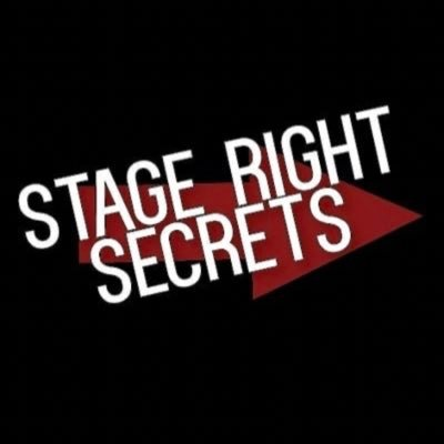 Stage Right Secrets (@StageRights) Twitter profile photo