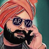 Ach. Ankur Arya (@AchAnkurArya) Twitter profile photo