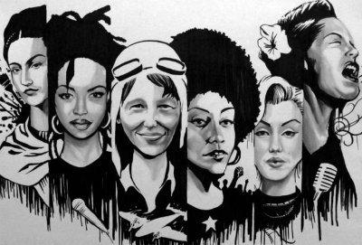 Mujeres pasado y presente