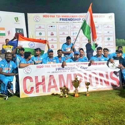 Indian Wheelchair Cricket