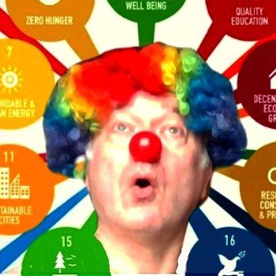 Dédé, le clown des #ODD