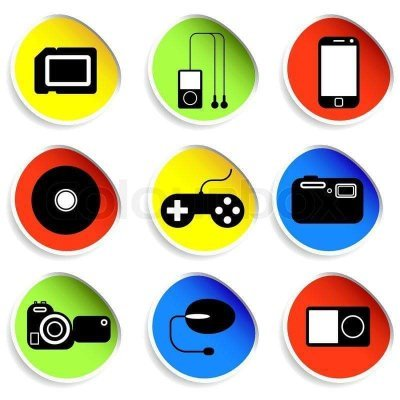 Electronic gadgets