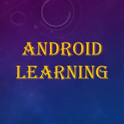AndroidLearning