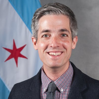 Alderman Daniel La Spata (@AldermanLaSpata) Twitter profile photo