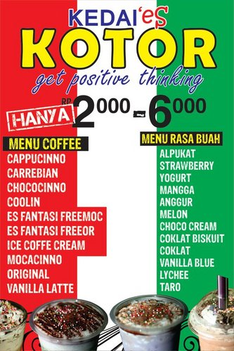 Kedai Es Kotor On Twitter Who Need Some Coffee