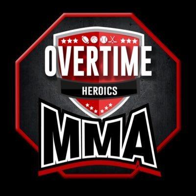 Overtime Heroics MMA