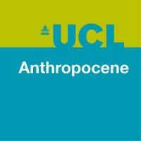 UCL Anthropocene (@AnthropoceneUCL )