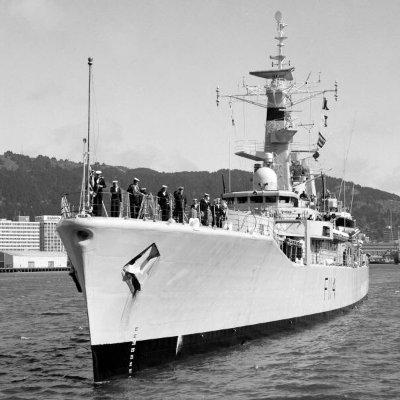 HMS Ajax 🇬🇧