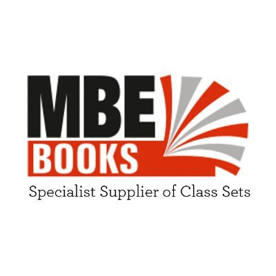 MBE Books - Class Set & Tutor Time book specialist (@BooksMbe) Twitter profile photo