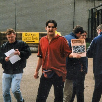 One More Point - Palace fanzine (1993-2003) (@OneMorePoint1) Twitter profile photo