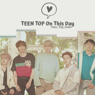 TEEN TOP on this day