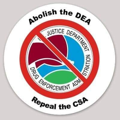 End The DEA and CSA