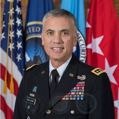 General Paul M. Nakasone
