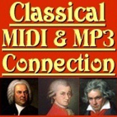 Classical MIDI & MP3 (@ClassicalMIDI) | Twitter