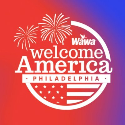@July4thPhilly