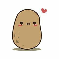 Potato Messages  💭