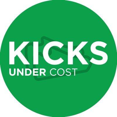 Kicks Under Cost ⤵️