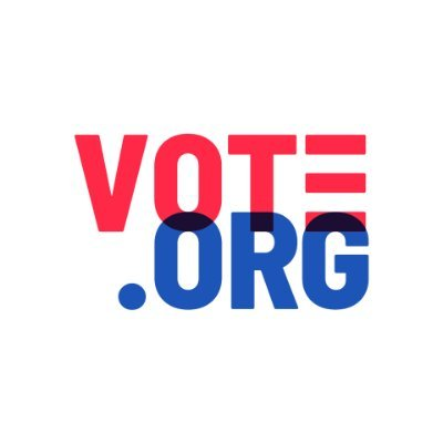 Using technology to simplify political engagement, increase voter turnout, and strengthen American democracy. Let's get #VoteReady!  Inquiries: Press@vote.org