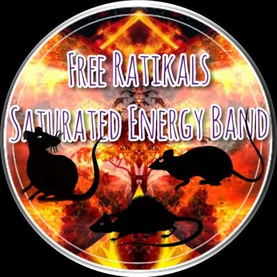 Free Ratikals Saturated Energy Band
