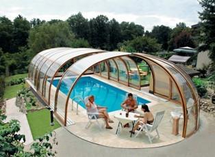 Pool Spa Enclosure