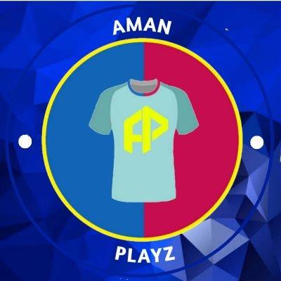 AmanPlayz (@PlayzAman )
