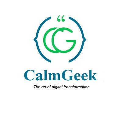 CalmGeek Ltd.