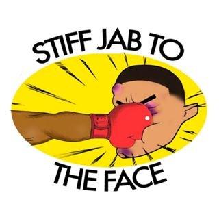 Stiff Jab to the Face | Boxing & Urban Apparel