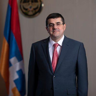 Arayik Harutyunyan | Artsakh President