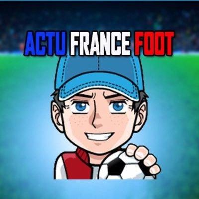 Compte fan sur l'actu du Foot, présent sur Insta facebook YouTube