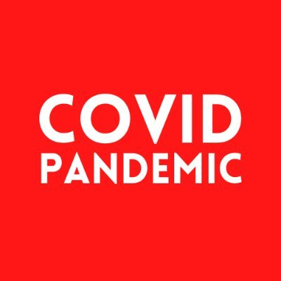 COVID19 Updates (@COVIDPandemic) Twitter profile photo