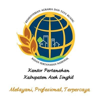 Kantah Kab Aceh Singkil Atrbpnsingkil Twitter