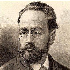 Emile Zola Profile Image