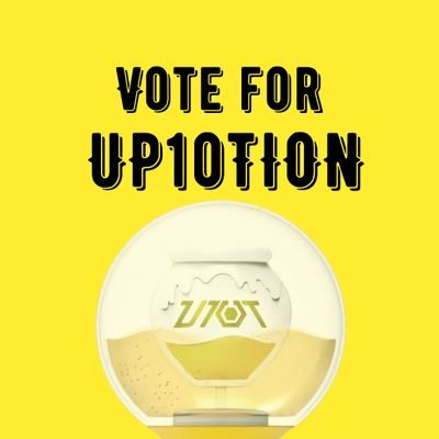 VOTE FOR UP10TION
