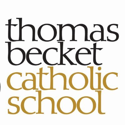Thomas Becket Catholic School (@becketcs) Twitter profile photo