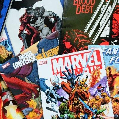 Comic Book Search